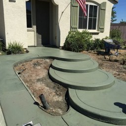 Roseville Stamped Concrete | Integrity Landscaping | Scoop.it