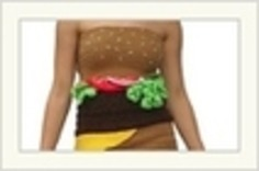 Crochet Hamburger Dress | Kitsch | Scoop.it