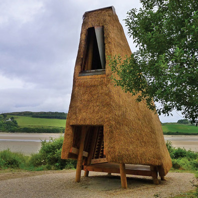 Thomas O'Brien's Jeffry's House is a thatched folly with sea views | Jp | Scoop.it