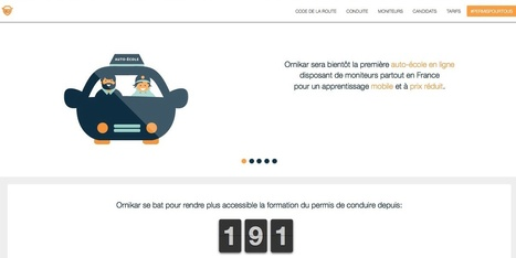 "Ornikar concurrence les auto-écoles | ""green business"" 