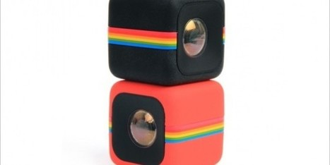 Tiny Polaroid Cube Records HD Video On-The-Go | Ultimate Tech-News | Scoop.it