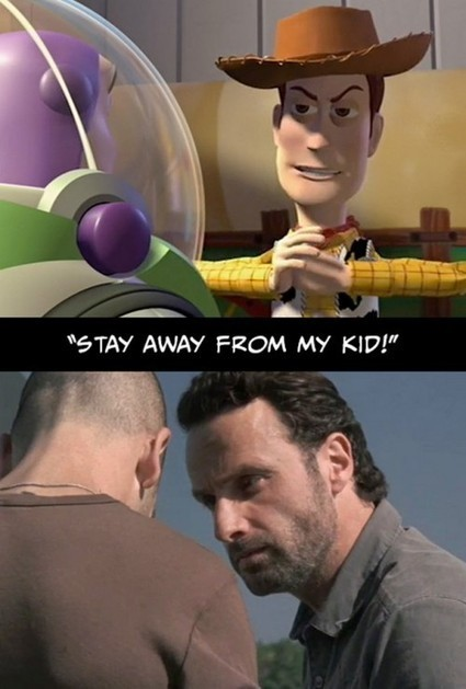 Overwhelming Evidence that The Walking Dead is Really Toy Story | | Narrativas Transmedia | Scoop.it