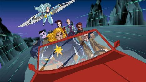 Cosmic Crusaders: The Ambitious Brainchild of Stan Lee and Fabian Nicieza Hits The Web - That Geek Show | GENIUS BRANDS CORPORATE NEWS | Scoop.it