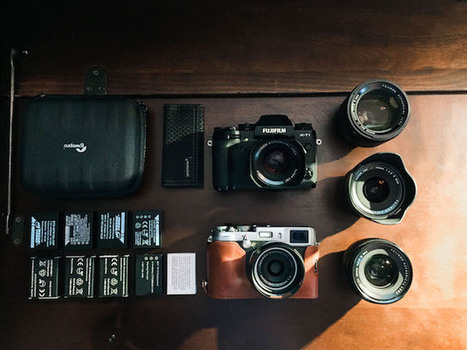 Why I Went Mirrorless and Switched from Canon to Fuji: A Detailed Exploration | Photography Gear News | Scoop.it