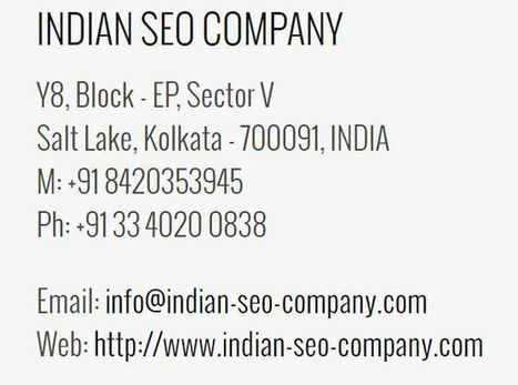 6 Important Things While Hiring SEO Services in India | Content Writing Tips | Scoop.it