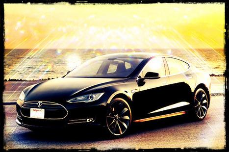 How The Tesla Model S Won A 5.4 Star Rating - InsurePlan.net   Car Insurance   Scoop.it