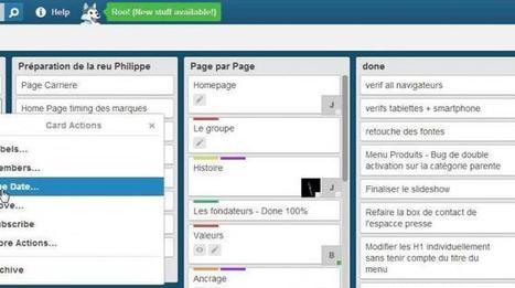 Sept façons astucieuses d'utiliser le stockage en ligne   outils numériques pour la pédagogie   Scoop.it