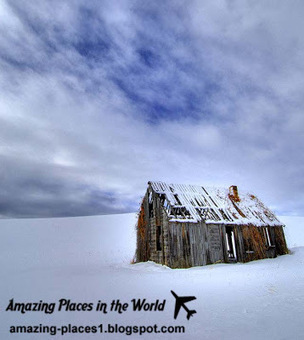 Amazing Places: 36 Stunning abandoned places images - part 2 | Amazing places | Scoop.it
