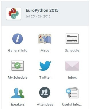 EuroPython 2015: Guidebook (mobile schedule) available | Python-es | Scoop.it