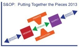 Putting Together the Pieces - The 2013 Guide to S&OP Technology Selection | Demand Forecast Industry | Scoop.it