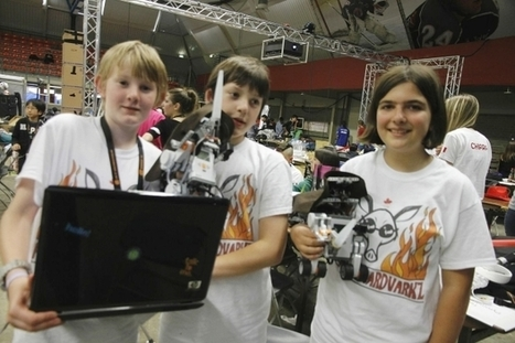 RoboCup 2013: Robot games spur advances in artificial intelligence (with video) | Managing Technology and Talent for Learning & Innovation | Scoop.it