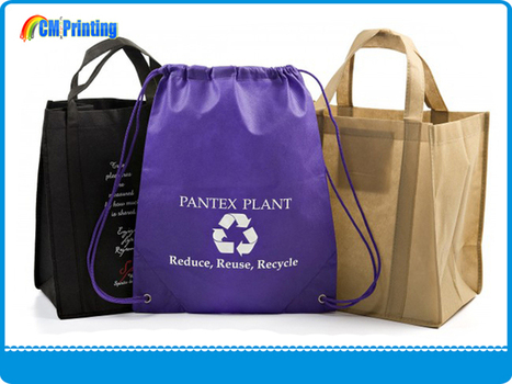 The best quality and cheapest Fabric bags printing is provided | printing services in China | Scoop.it