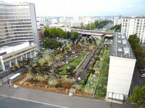 Porte de Vanves: silence, ça pousse! - Paris.fr   Coeur de Quartiers   Scoop.it