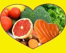 Treat your heart to these 25 healthy foods - eMaxHealth | CHARGE Your Nutrition! | Scoop.it