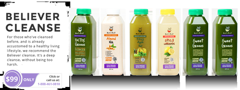 Receive Fresh Juice Cleanses Delivery NY   Get  Best Juice Cleanse New York   Scoop.it