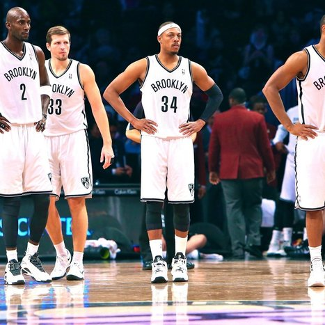 Brooklyn Nets' Disaster Proving You Can't Buy Chemistry in the NBA - Bleacher Report | NBA games | Scoop.it
