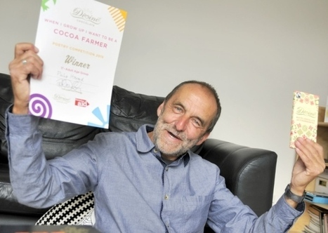 SWEET SUCCESS: Lancashire poet wins national poetry contest - Lancashire Evening Post | Human Writes | Scoop.it