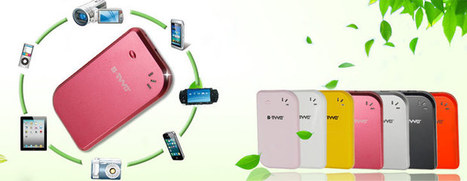 Smart External Power Bank 3700mAh for Mobile Smart Phone, MP3 MP4 PSP NDS ipod iphone ipad - batteriesshop.com.au | Mobile Power Bank | Scoop.it