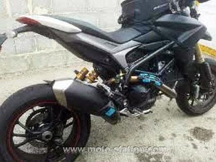 News moto 2013 : Ducati Hypermotard 848 ? Multistrada 848 ? Ou Hypermotard 1200 ? - Moto Station | Actualité moto | Scoop.it