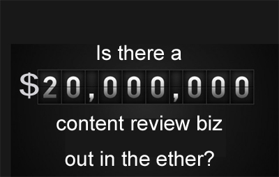 The $20M Content Review Opportunity No One Wants - ScentTrail White Paper | Curation Revolution | Scoop.it