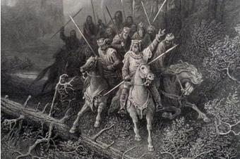 On the trail of King Arthur - Herald Scotland | King Arthur | Scoop.it