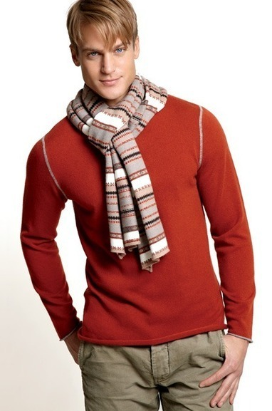 Are PullOver Scarves for Men Good to Wear in Winter ? | Styling Tips for Men | Scoop.it