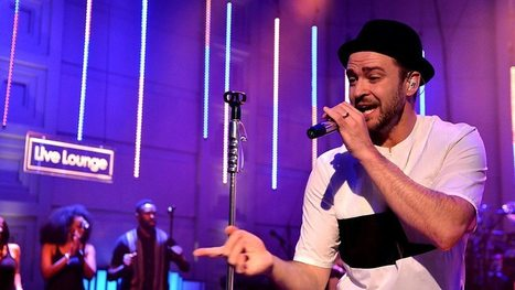 Justin Timberlake – Songs, Playlists, Videos and Tours – BBC Music | Music | Scoop.it
