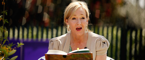 Book Reviews Dyman Associates Publishing Inc: J.K. Rowling's New 'Harry Potter' Story Is a Marketing Scam | Dyman Associates Publishing Inc | Scoop.it