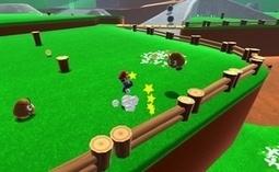 Un programmeur a recréé «Super Mario 64» en HD dans le navigateur — 20minutes.fr | Tél&coms | Scoop.it
