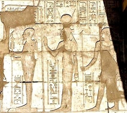 La leyenda de las 7 Hathores   Mitologia Egipcia   Scoop.it