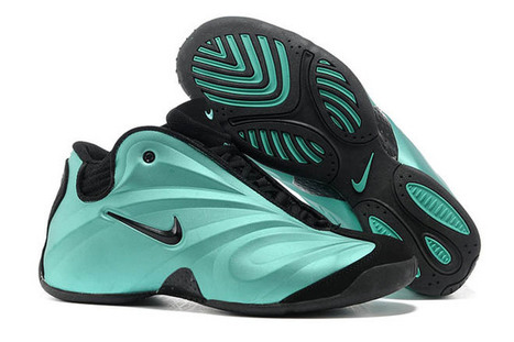 Men's Air Flightposite Blue/Black Shoes   share and want   Scoop.it
