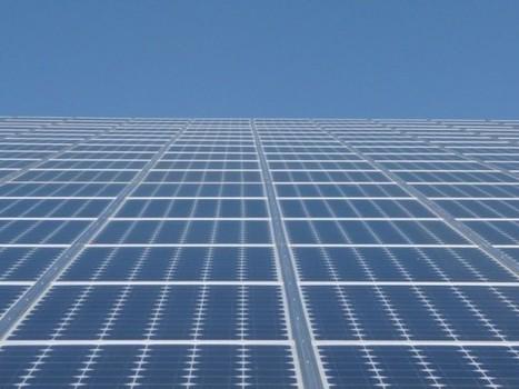 EDF inaugure une centrale photovoltaïque avec stockage | Equilibre des énergies | Scoop.it
