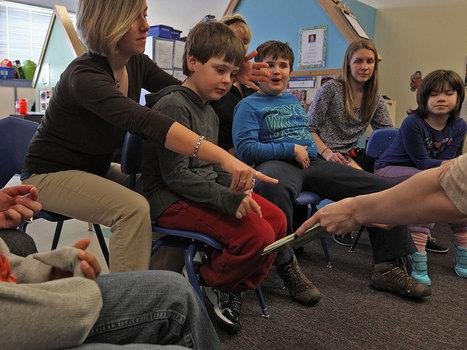 New England autism treatment, Abu Dhabi-style - Boston Globe | Social care | Scoop.it