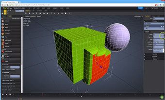 Clara.io - Free 3D modeling, animation and rendering software for web browser | SketchUp Library | Scoop.it