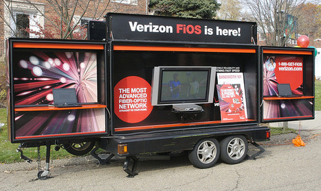 """FCC urged to investigate Verizon's """"two-faced"""" statements on utility rules   Municipal WiFi   Scoop.it"""