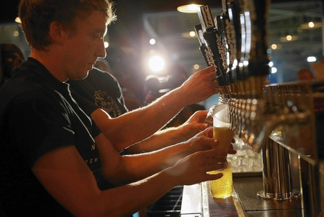 State craft brewers fear drought could alter business, and the beer | Fish Habitat | Scoop.it