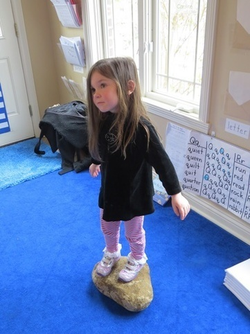 """""""R"""" Week- Many ways to explore rocks   Happy Days Learning Center - Resources & Ideas for Pre-School Lesson Planning   Scoop.it"""