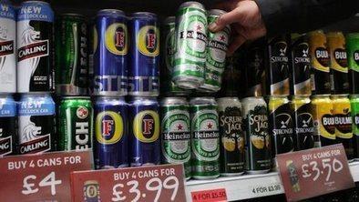 Minimum alcohol price plan shelved | ECON | Scoop.it