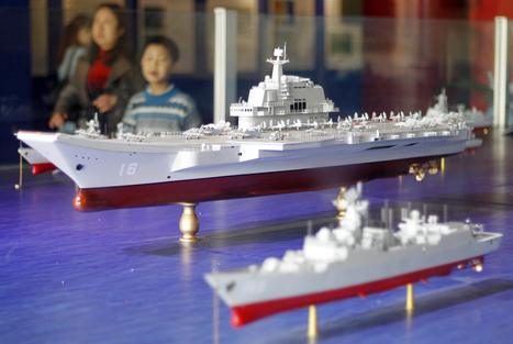 EU firms help pump up China's military muscle | Asia | Scoop.it
