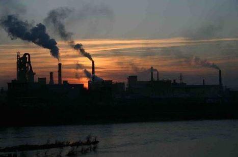 Canadá: alertan de nuevo gas de efecto invernadero | Las Personas y el Medio Ambiente. | Scoop.it