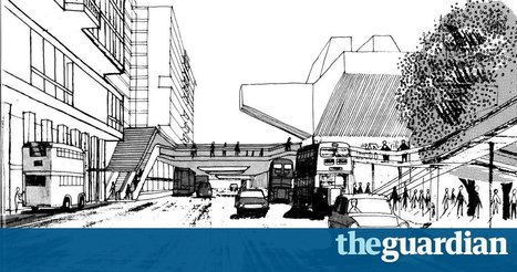 Manchester's lost horizons: the futuristic city that never was | Modern Ruins | Scoop.it