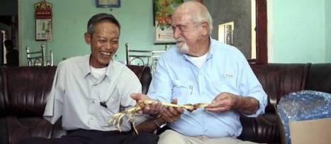 Un ex-soldat viêt-cong récupère les os de son bras amputé il y a 47 ans | Mais n'importe quoi ! | Scoop.it