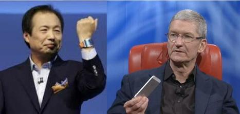 Apple vs. Samsung: Who Will Win? | Peer2Politics | Scoop.it