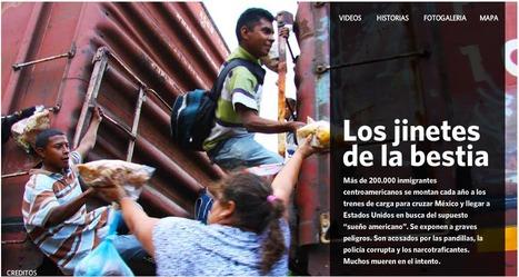 Jinetes de la Bestia | Clarin.com | L'actualité du webdocumentaire | Scoop.it