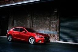 2014 Mazda 3 Boasts High-Tech Infotainment and Safety Advances - Edmunds.com | Technology Advances | Scoop.it