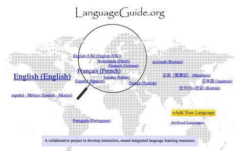 Foreign Language Vocabulary, Grammar, and Readings | Instruct.Engage.Connect | Scoop.it