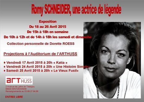 Exposition Romy Schneider une actrice de légende | Wintzenheim | TOURISME OENOLOGIE | Scoop.it