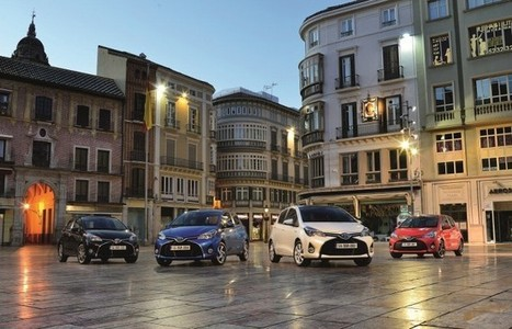 Nuova Yaris, Toyota cambia musica | Cars and motors | Scoop.it