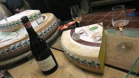 Une subtile et magique dégustation de comtés et champagnes chez Jean d'Alos à Bordeaux | The Voice of Cheese | Scoop.it
