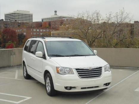 Used 2010 Chrysler Town & Country 4dr Wgn Touring Plus For Sale | White Plains NY. | Automotive | Scoop.it
